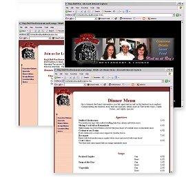 restaurant menu design app
